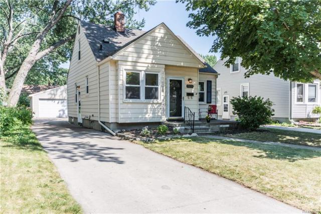 1231 Wyandotte Avenue, Royal Oak, MI 48067 (#218065612) :: RE/MAX Vision