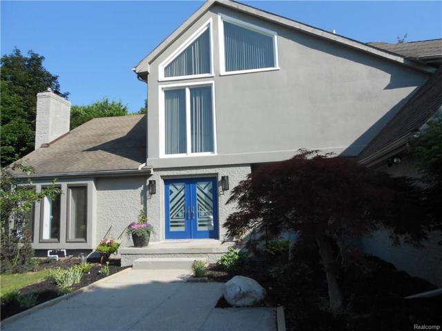 4553 Cherry Hill Drive, Orchard Lake, MI 48323 (#218065662) :: RE/MAX Classic