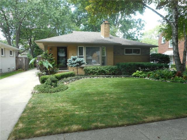 2617 Ferncliff Avenue, Royal Oak, MI 48073 (#218065672) :: RE/MAX Nexus