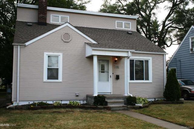 26765 Palmer Blvd., Madison Heights, MI 48071 (#58031353812) :: RE/MAX Vision