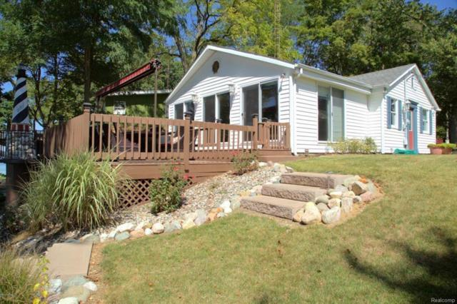 134 High Banks, Quincy Twp, MI 49082 (MLS #62018033494) :: The Toth Team