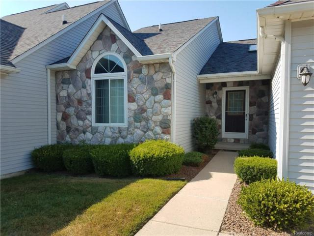 781 Challenging Trail, South Lyon, MI 48178 (#218065693) :: The Buckley Jolley Real Estate Team