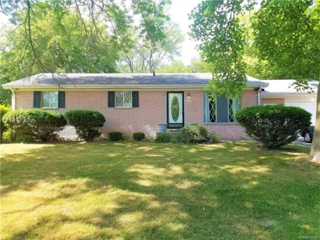 1642 Lakeway Drive, Bloomfield Twp, MI 48302 (#218065704) :: RE/MAX Nexus