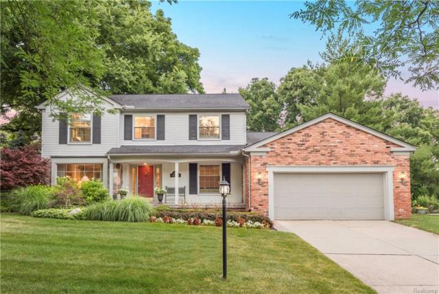 2944 Strawberry Drive, Troy, MI 48098 (#218065711) :: RE/MAX Classic