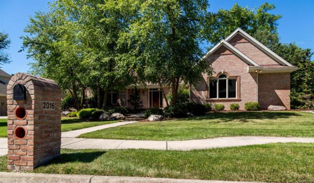 2016 Belwood Drive, Meridian Charter Twp, MI 48864 (#630000228347) :: Duneske Real Estate Advisors