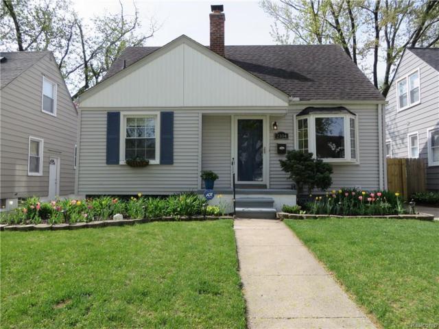 2104 Brockton Avenue, Royal Oak, MI 48067 (#218065799) :: RE/MAX Vision