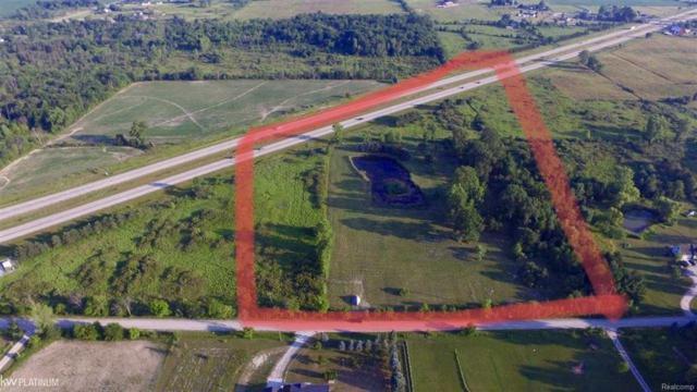 6199 Hyslop, Saint Clair Twp, MI 48079 (#58031353856) :: Duneske Real Estate Advisors