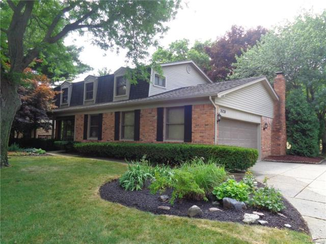 35239 Northmont Drive, Farmington Hills, MI 48331 (#218065862) :: RE/MAX Nexus