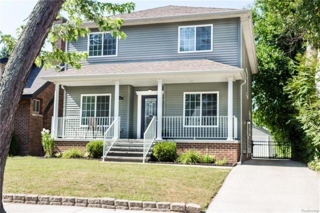 326 Waverley Avenue, Royal Oak, MI 48067 (#218065903) :: RE/MAX Vision