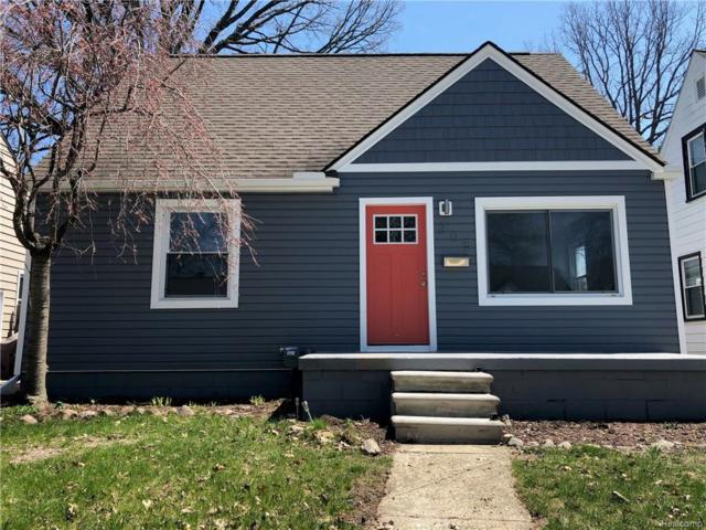 205 S Edgeworth, Royal Oak, MI 48067 (#218065914) :: RE/MAX Nexus