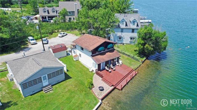 10365 Lakeshore, Tyrone Twp, MI 48430 (#218065952) :: The Buckley Jolley Real Estate Team