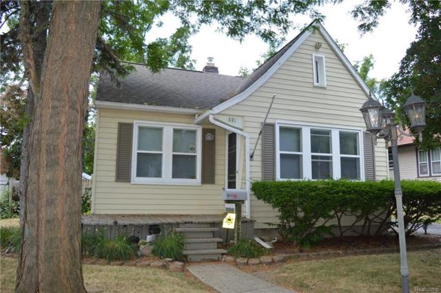 801 Dickinson Street, Flint, MI 48504 (#218065958) :: Duneske Real Estate Advisors