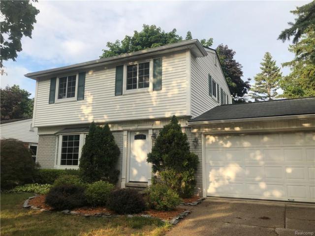 11248 Russell Avenue, Plymouth Twp, MI 48170 (#218065995) :: Duneske Real Estate Advisors
