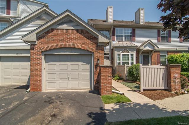 49471 Pointe, Plymouth Twp, MI 48170 (#218065996) :: RE/MAX Classic
