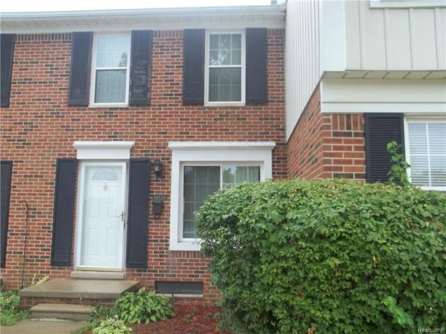 36506 Park Place Drive, Sterling Heights, MI 48310 (#218066000) :: RE/MAX Classic
