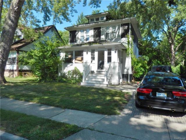 23000 Maple Ave, Farmington, MI 48336 (#218066018) :: RE/MAX Nexus