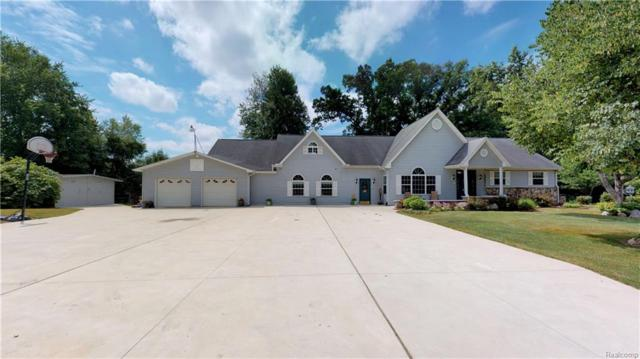 10436 Farrand Road, Forest Twp, MI 48463 (#218066210) :: RE/MAX Nexus