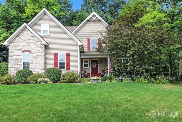 136 Summer Shade Drive, Marion Twp, MI 48843 (#218066315) :: RE/MAX Classic