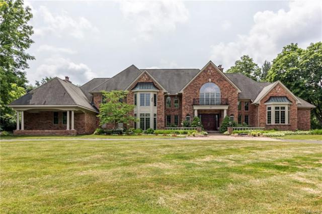 51 Brady Lane, Bloomfield Hills, MI 48304 (#218066323) :: RE/MAX Classic