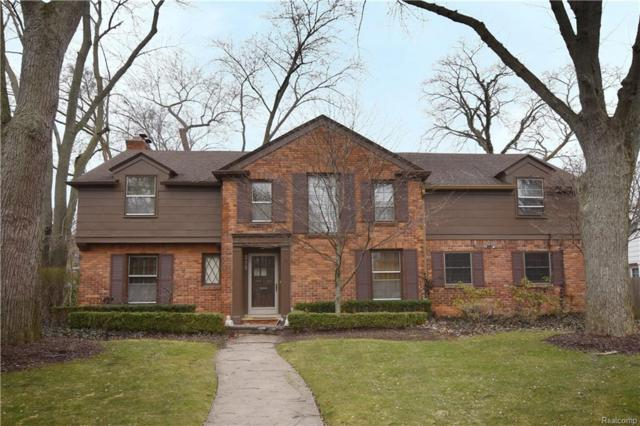 315 Fairfax Street, Birmingham, MI 48009 (#218066446) :: Duneske Real Estate Advisors
