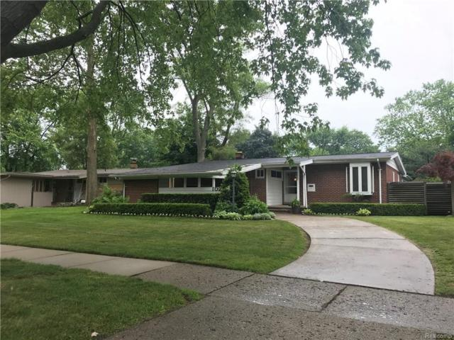 1027 Brooklawn Drive, Troy, MI 48084 (#218066519) :: RE/MAX Vision