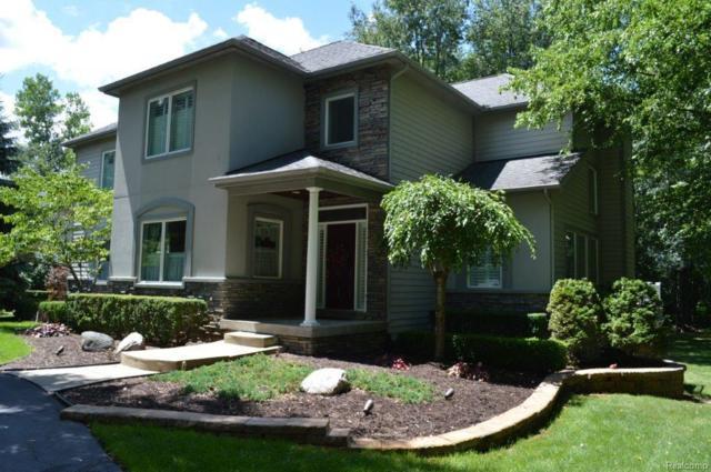 4392 Sundance Crossing, Marion Twp, MI 48843 (#218066547) :: The Buckley Jolley Real Estate Team