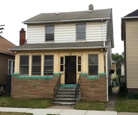 7233 Gartner St, Detroit, MI 48209 (#218066571) :: RE/MAX Classic