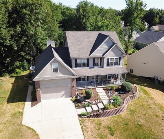 2781 Overview Court, Oceola Twp, MI 48843 (#218066633) :: The Buckley Jolley Real Estate Team
