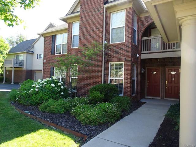 28552 Carlton Way Drive #64, Novi, MI 48377 (#218066638) :: RE/MAX Classic