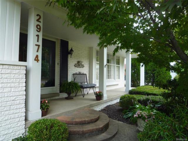 29174 Oak Point Drive, Farmington Hills, MI 48331 (#218066664) :: RE/MAX Classic