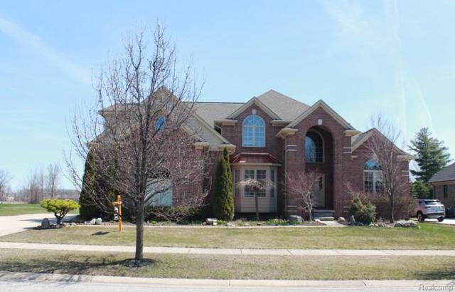 55142 Whispering Hills Drive, Shelby Twp, MI 48316 (#218066771) :: Duneske Real Estate Advisors