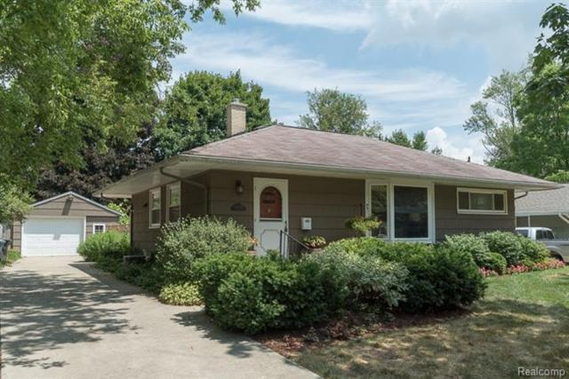 1220 Creal, Ann Arbor, MI 48103 (MLS #543258704) :: The Toth Team