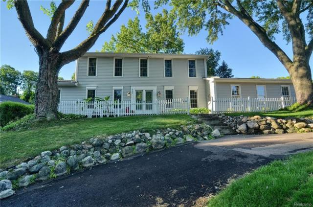 6385 Park Trail Drive, Independence Twp, MI 48348 (#218066838) :: The Buckley Jolley Real Estate Team