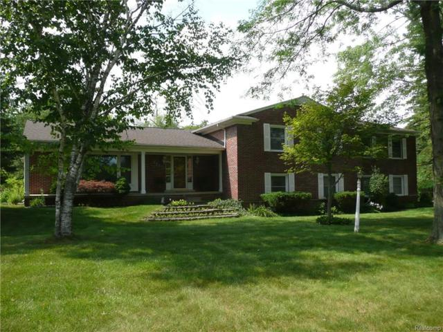 925 Eastover Drive, Bloomfield Twp, MI 48304 (#218066849) :: RE/MAX Classic