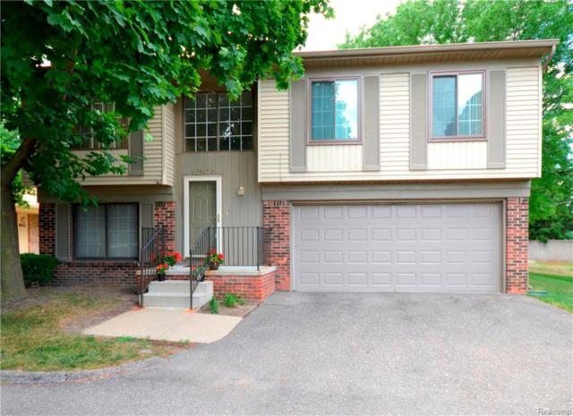 2987 Roundtree Drive, Troy, MI 48083 (MLS #218066875) :: The Toth Team