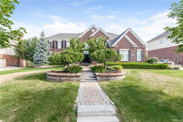 46438 Pinehurst, Northville, MI 48168 (#218066980) :: The Mulvihill Group