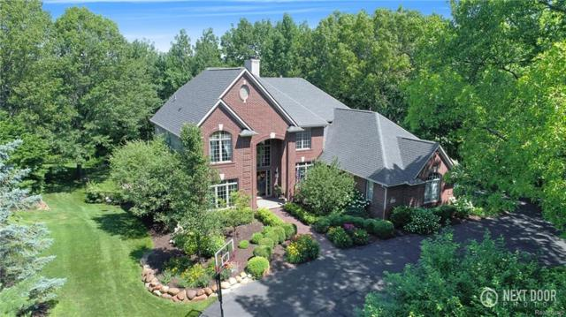 5505 Timber Bend Drive, Genoa Twp, MI 48116 (#218067028) :: The Mulvihill Group
