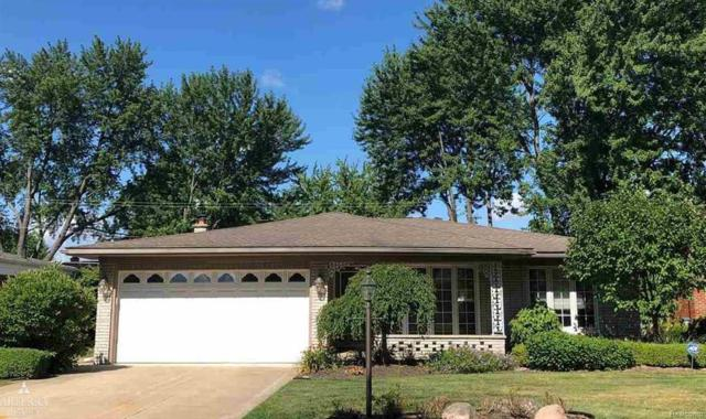 34075 Northwood Ct, Sterling Heights, MI 48312 (#58031354180) :: The Mulvihill Group
