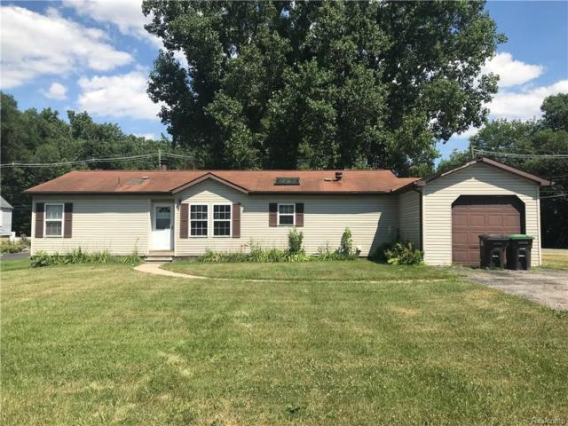 9575 Beech Daly Road, Taylor, MI 48180 (#218067129) :: RE/MAX Vision
