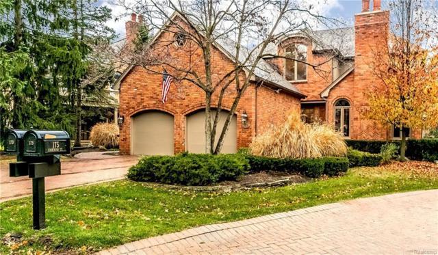173 Kirkwood Court, Bloomfield Hills, MI 48304 (#218067188) :: RE/MAX Classic