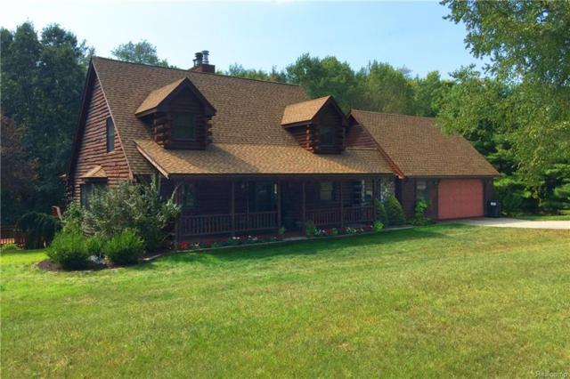 9946 Scholar Drive, Putnam Twp, MI 48169 (#218067202) :: The Buckley Jolley Real Estate Team