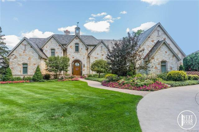4315 Westhill Drive, Marion Twp, MI 48843 (#218067272) :: The Buckley Jolley Real Estate Team