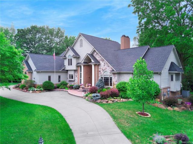47550 Iroquois Court, Novi, MI 48374 (#218067340) :: Duneske Real Estate Advisors