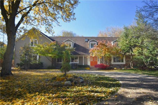 1825 Huntingwood Lane, Bloomfield Hills, MI 48304 (#218067350) :: RE/MAX Classic