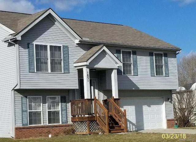 1831 Terrace, Flint, MI 48507 (#50100003165) :: RE/MAX Vision
