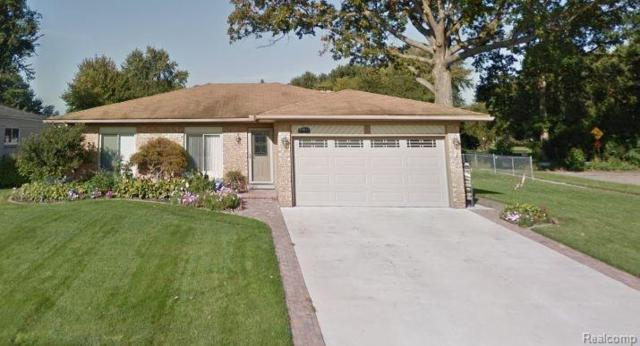 39861 Academy Drive, Sterling Heights, MI 48310 (#218067374) :: RE/MAX Classic