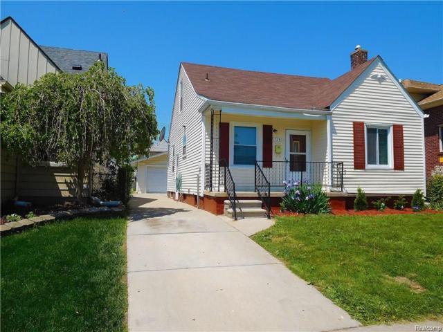 7241 Payne Avenue, Dearborn, MI 48126 (#218067447) :: RE/MAX Classic