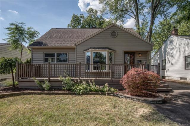 3333 Normandy Road, Royal Oak, MI 48073 (#218067482) :: RE/MAX Classic