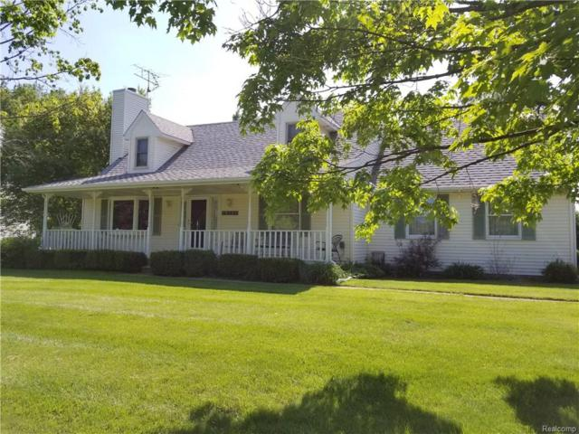 59705 Sunridge Drive, Lyon Twp, MI 48165 (#218067524) :: The Buckley Jolley Real Estate Team