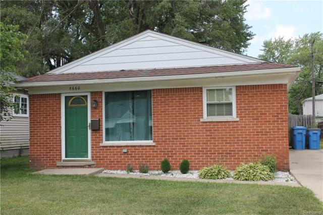 5660 Dudley Street, Dearborn Heights, MI 48125 (#218067537) :: RE/MAX Classic